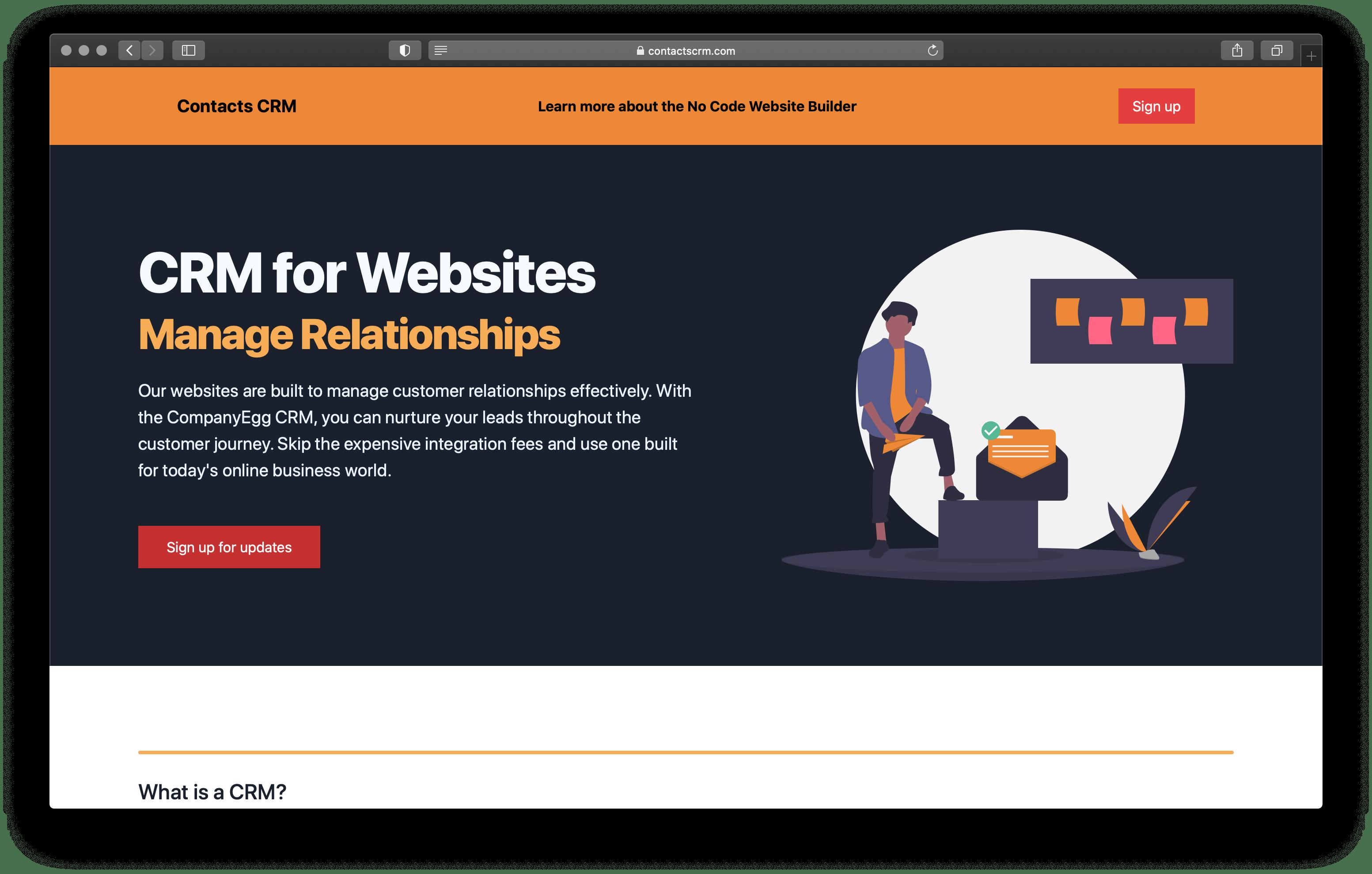 ContactsCRM.com