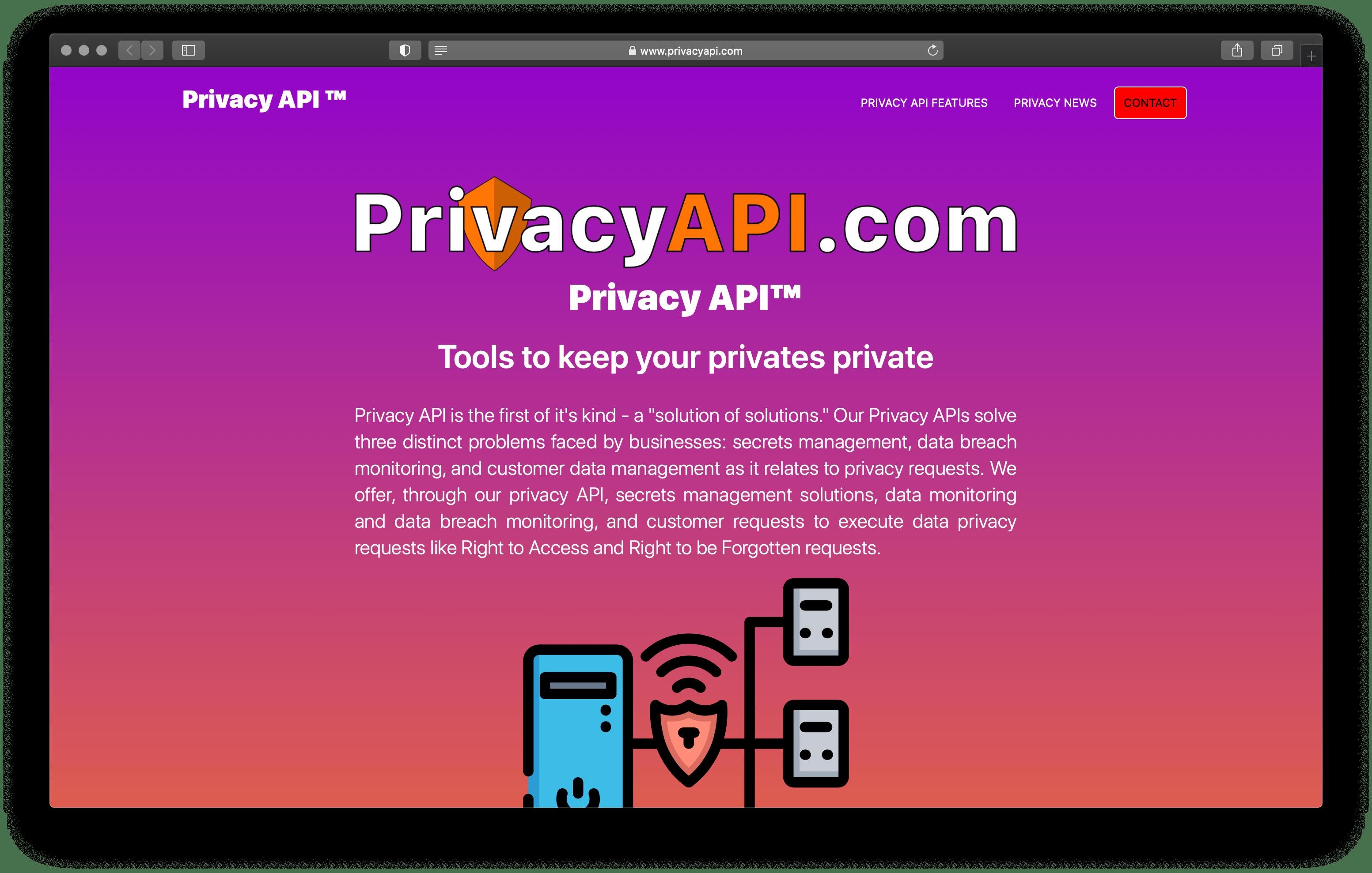 PrivacyAPI.com
